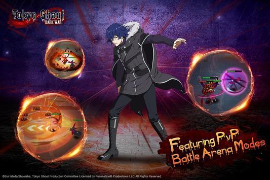 Tokyo Ghoul: Dark War screenshot 10