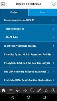 AGA Clinical Guidelines screenshot 2