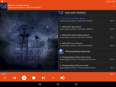 M.A.L.P. - MPD Client apk screenshot