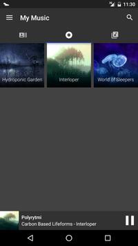 Odyssey Music Player apk screenshot