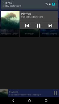 Odyssey Music Player apk screenshot
