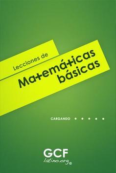 Matemática Básica poster