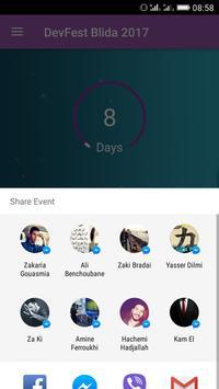 DevFest Blida 2017 apk screenshot