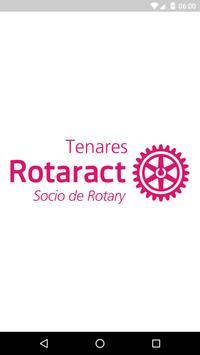 Rotaract Tenares poster