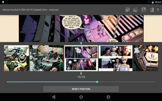 FBReader ComicBook plugin apk screenshot
