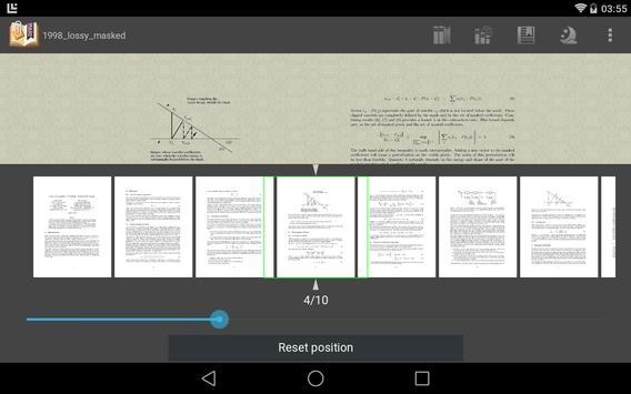 FBReader DjVu plugin apk screenshot