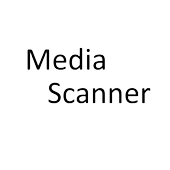 Media Scanner - update gallery icon