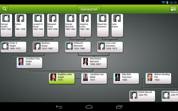 Geneanet screenshot 6