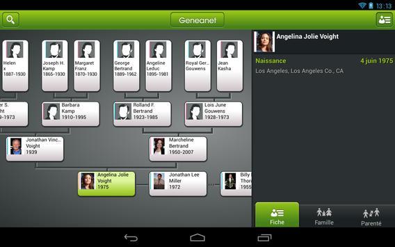 Geneanet screenshot 7