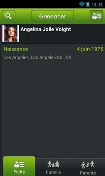Geneanet screenshot 1