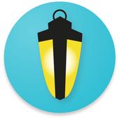 蓝灯: 秒杀VPN 圖標