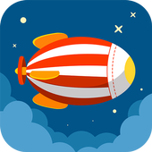 Leaping AirShip icon