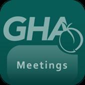 GHA Meetings icon