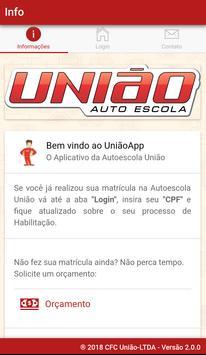 UniaoApp poster