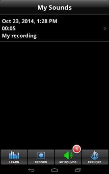 Record The Earth apk screenshot