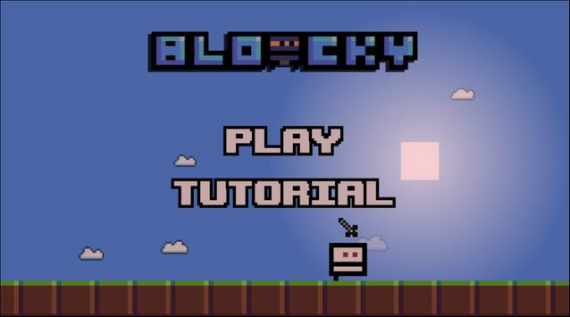 Blocky the Thief apk screenshot