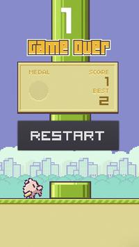Flappy Pig apk screenshot