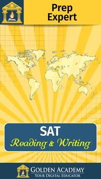 SAT : Reading & Writing FREE poster