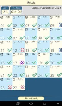 SAT : Reading & Writing FREE screenshot 15