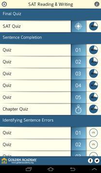 SAT : Reading & Writing FREE screenshot 12