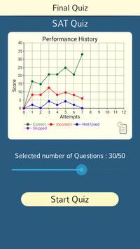 SAT : Reading & Writing FREE screenshot 2