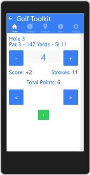 Golf Toolkit screenshot 1