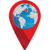 GPSmovil Track icon