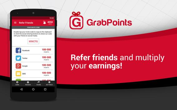 GrabPoints screenshot 3