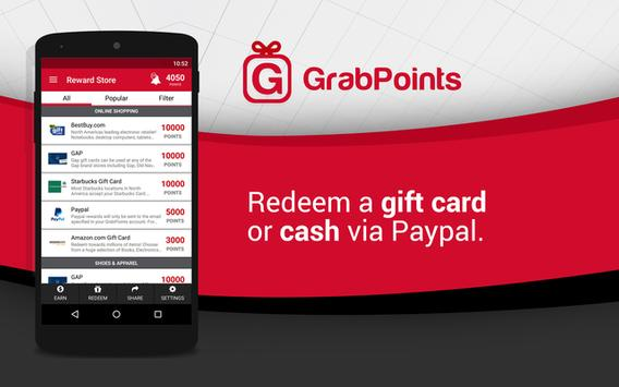 GrabPoints screenshot 4
