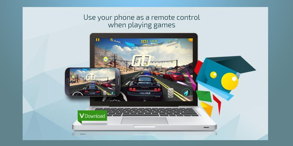 Andy Remote Control for Android - APK Download