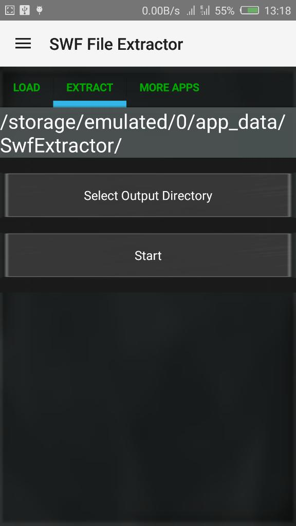SWF File Extractor for Android - APK Download