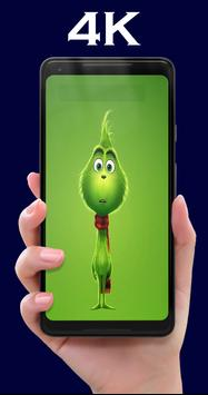 The grinch Wallpapers HD poster