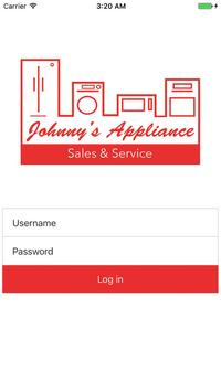 Johnny's Appliance poster