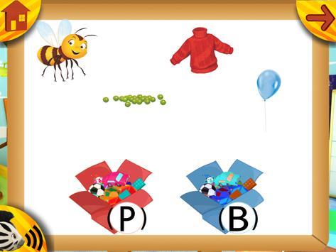 Learn the alphabet with Zou apk screenshot