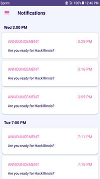 HackIllinois 2018 screenshot 4