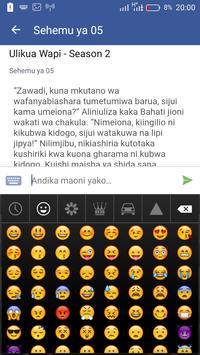 Hadithi Tamu apk screenshot