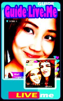 Panduan Live me Social Chat apk screenshot