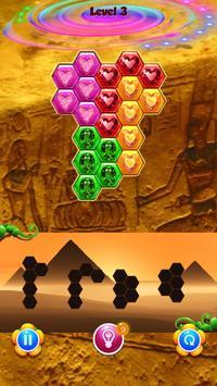 Diamond Hexa Block Puzzle screenshot 3