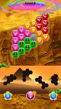 Diamond Hexa Block Puzzle screenshot 4