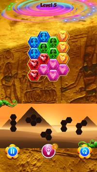 Diamond Hexa Block Puzzle apk screenshot