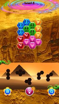 Diamond Hexa Block Puzzle screenshot 5