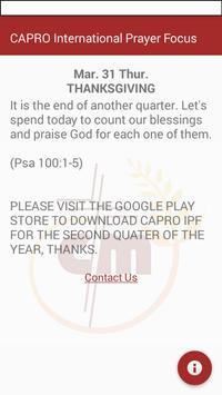 CAPRO apk screenshot