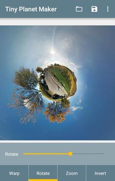 Tiny Planet Maker screenshot 2