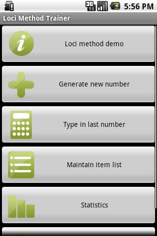 Loci Method Trainer for Android - APK Download