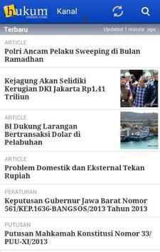 hukumonlinecom apk screenshot