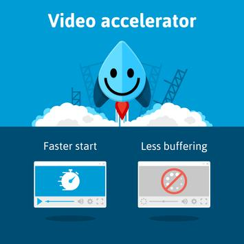 Hola Video Accelerator apk screenshot