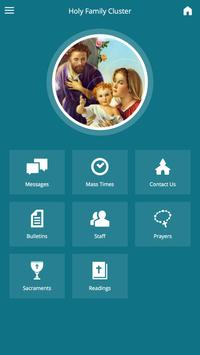 Holy Family Cluster screenshot 1