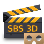 SBS 3D Player icon