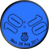 HourColor-Round icon