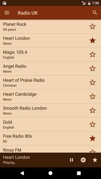 Radio England screenshot 1